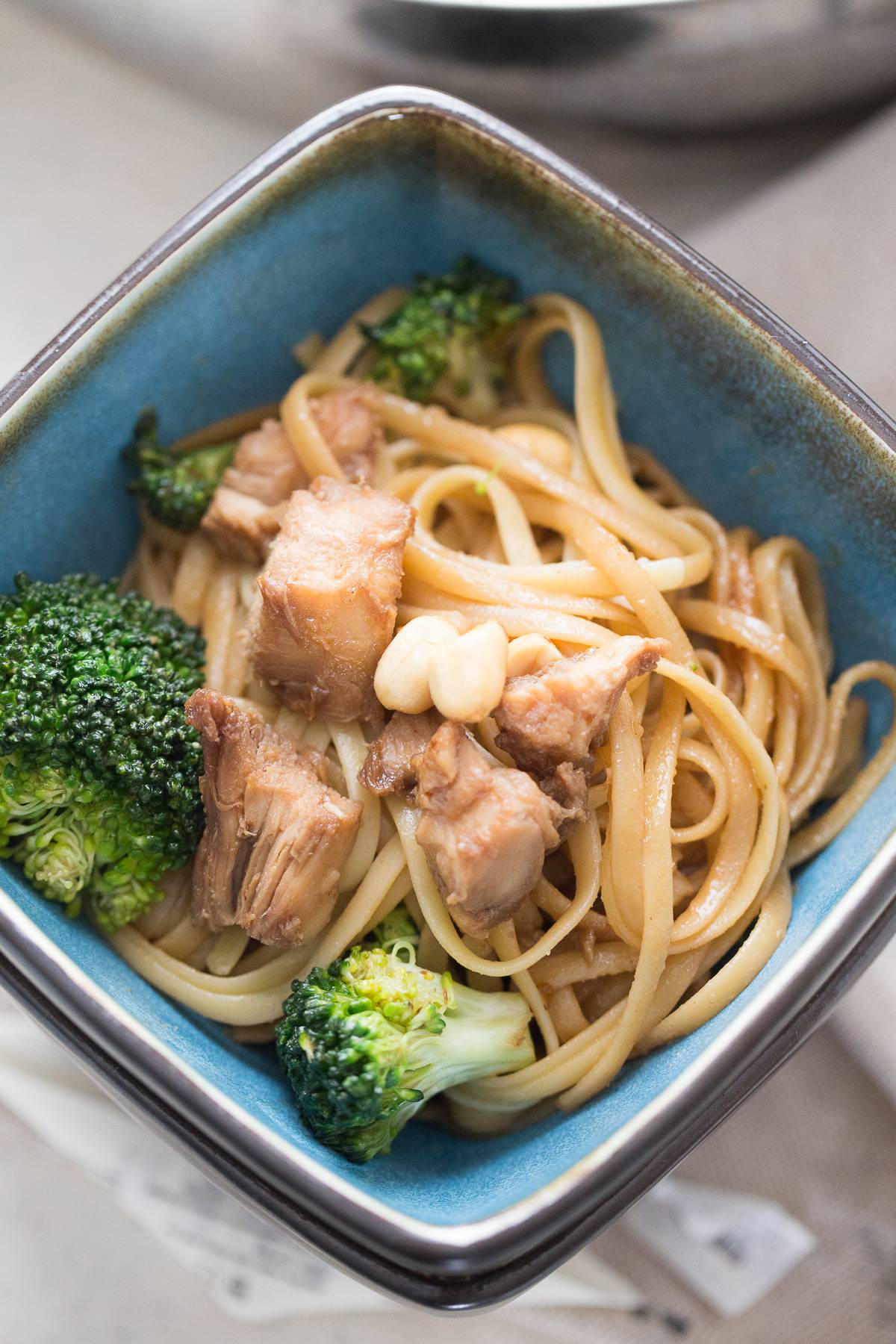 This chicken and broccoli stir fry recipe is an easy weeknight meal that everyone will love!