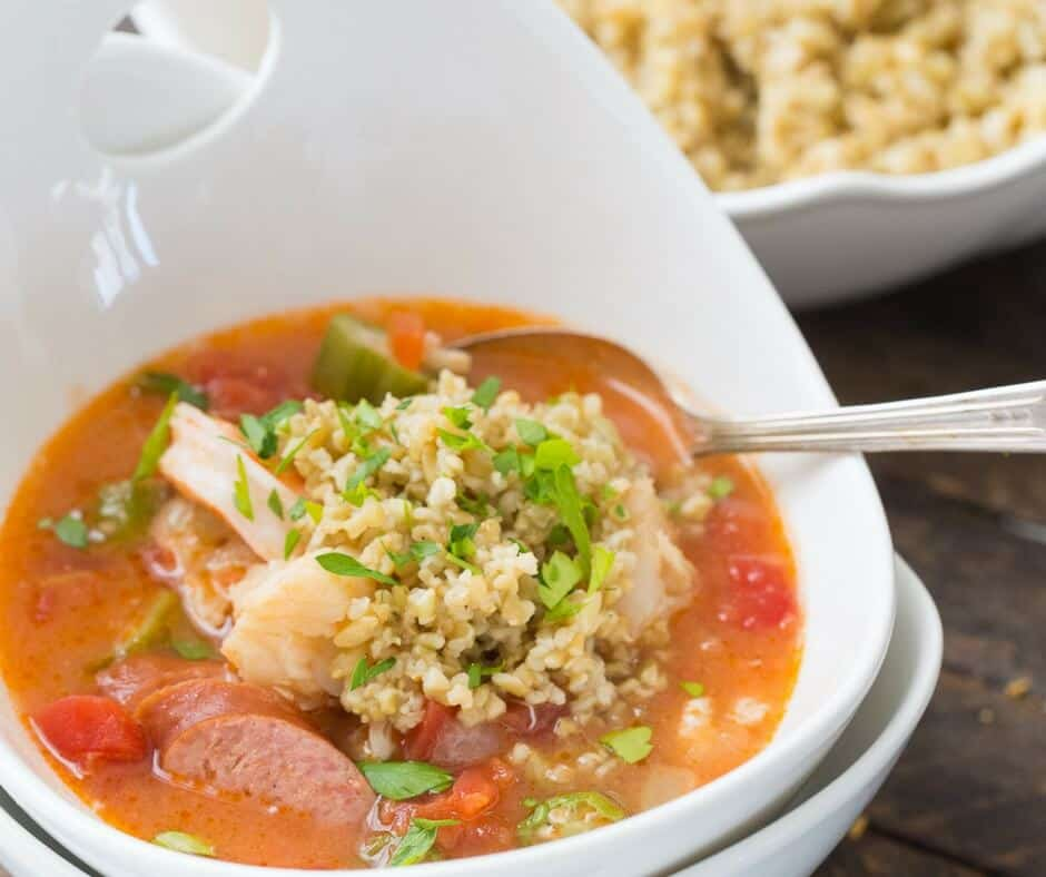 Love an easy gumbo recipe? Then this is the recipe for you!