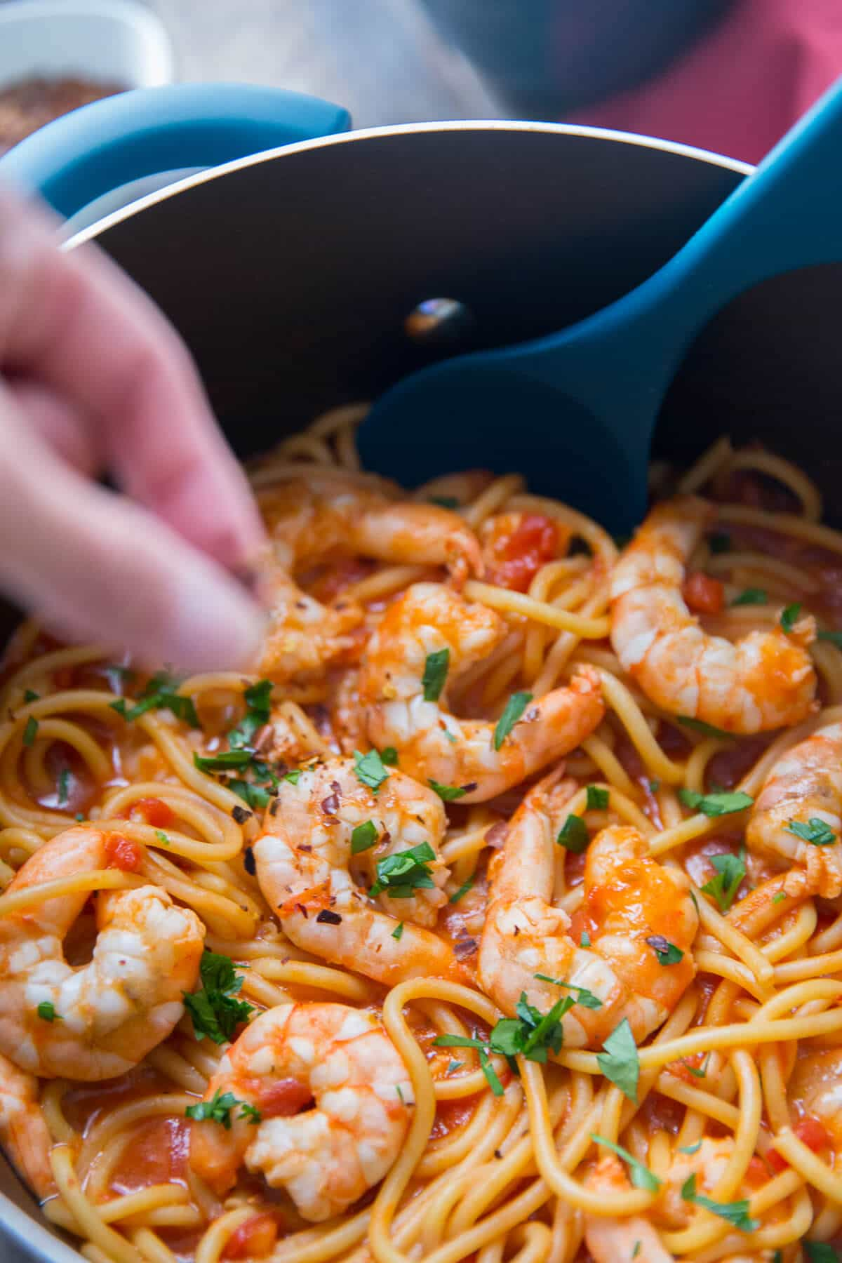This spicy shrimp diablo is going to heat things up! This is one easy recipe you wiil love!