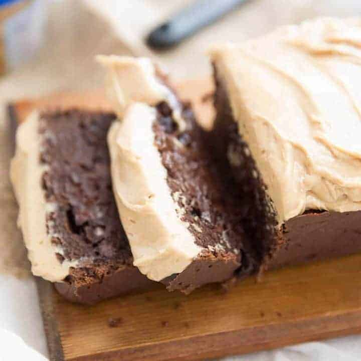 Moist Double Chocolate Quick Bread