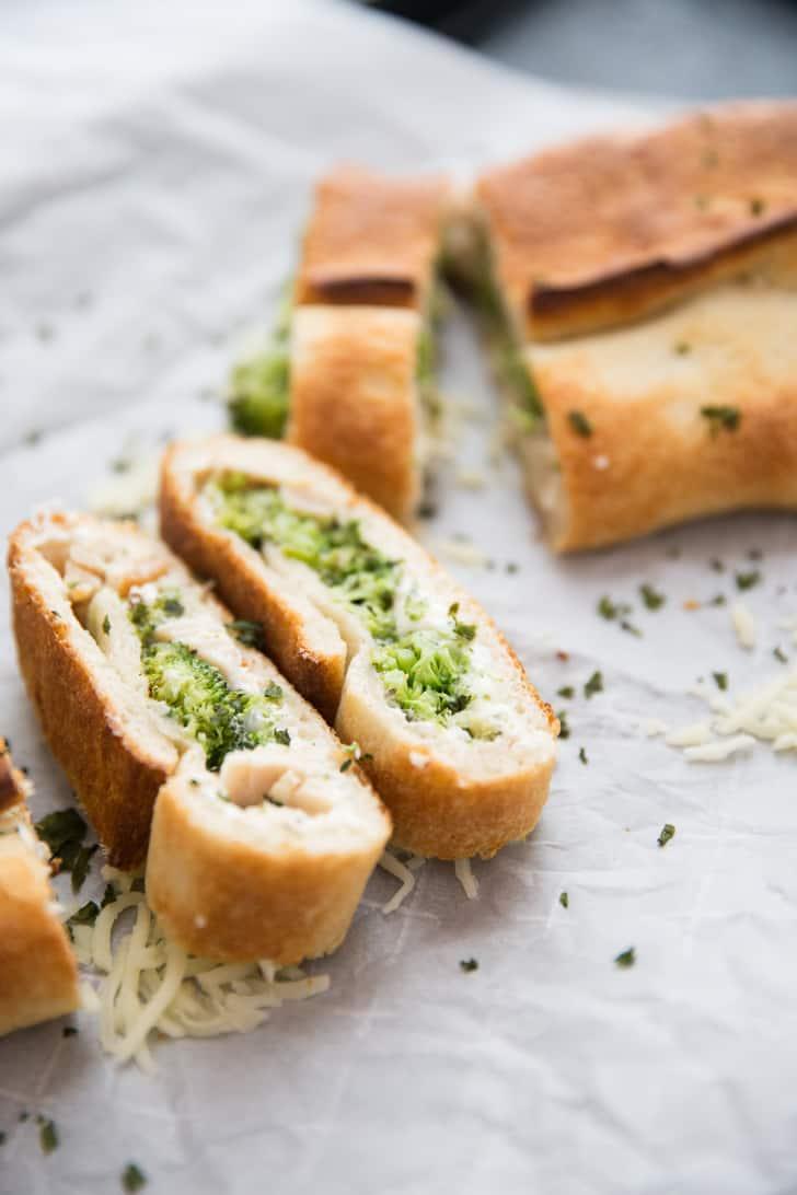 Authentic Italian Stromboli Recipe