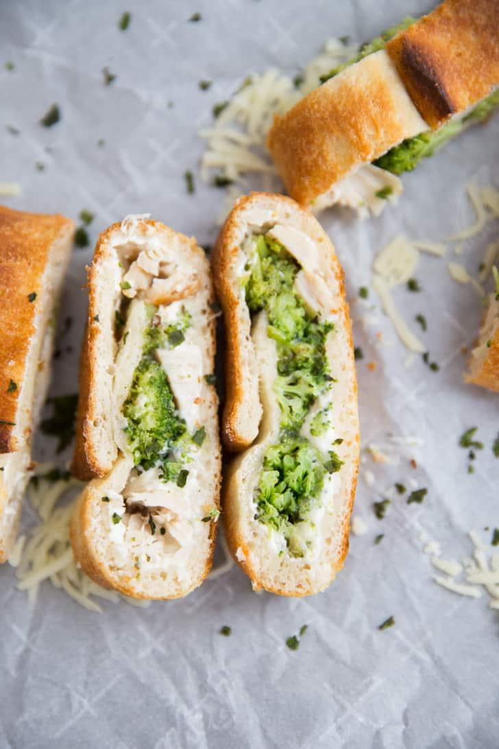 Stromboli Sandwich