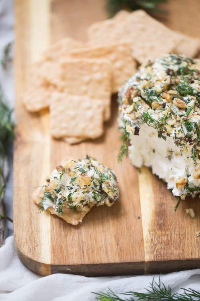 savory cheeseball recipe
