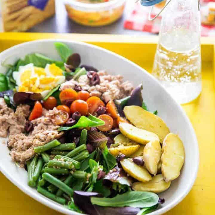 Nicoise Salad picnic