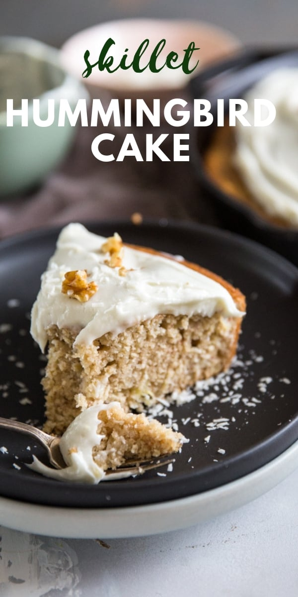 Hummingbird cake title