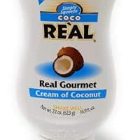 Coco Real Cream Of Coconut, 2 Pack