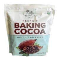 Rodelle Organic Baking Cocoa Powder Dutch Processed 25 Oz.