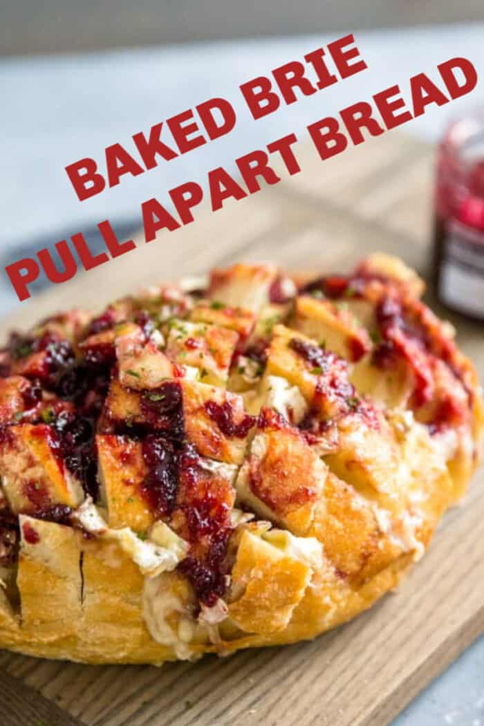 baked brie and jam title