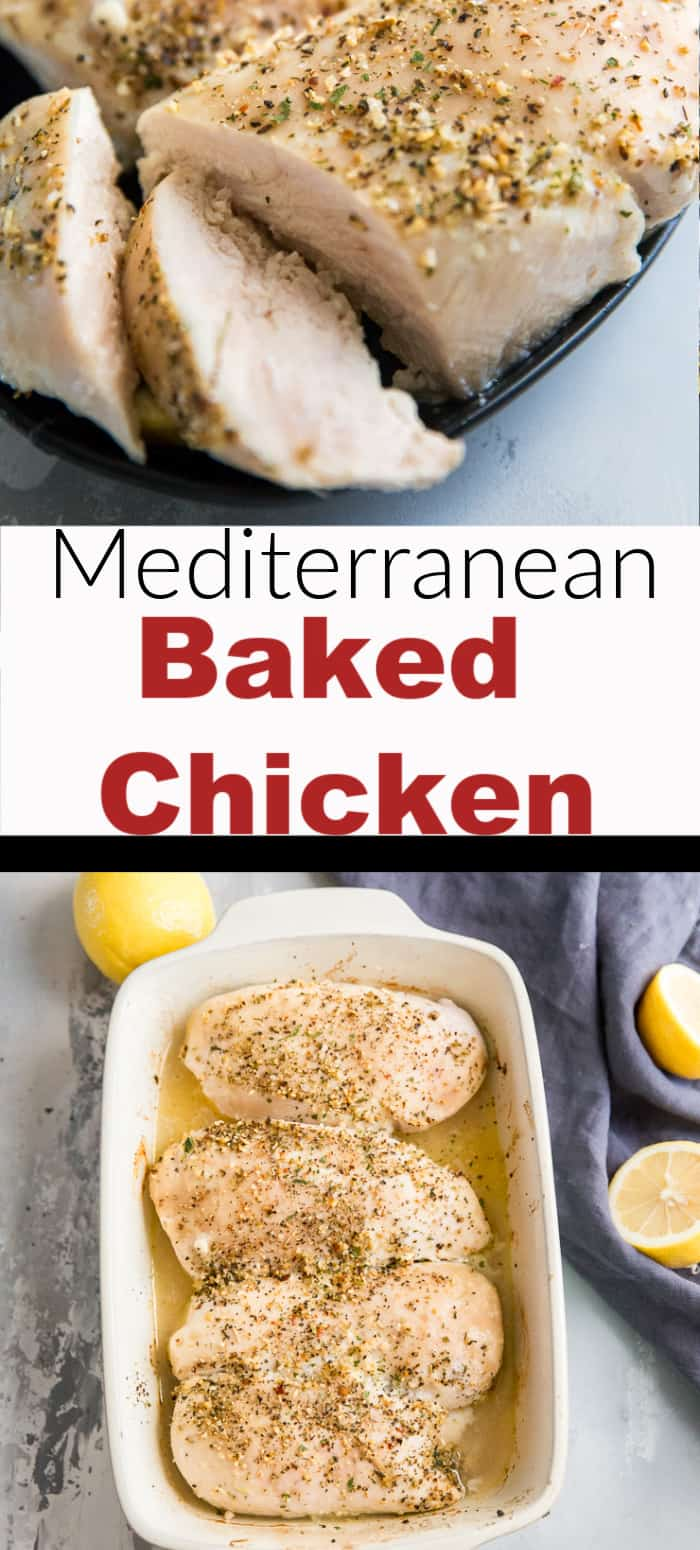 baked chicken title
