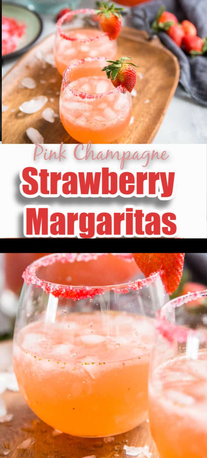 strawberry margarita title