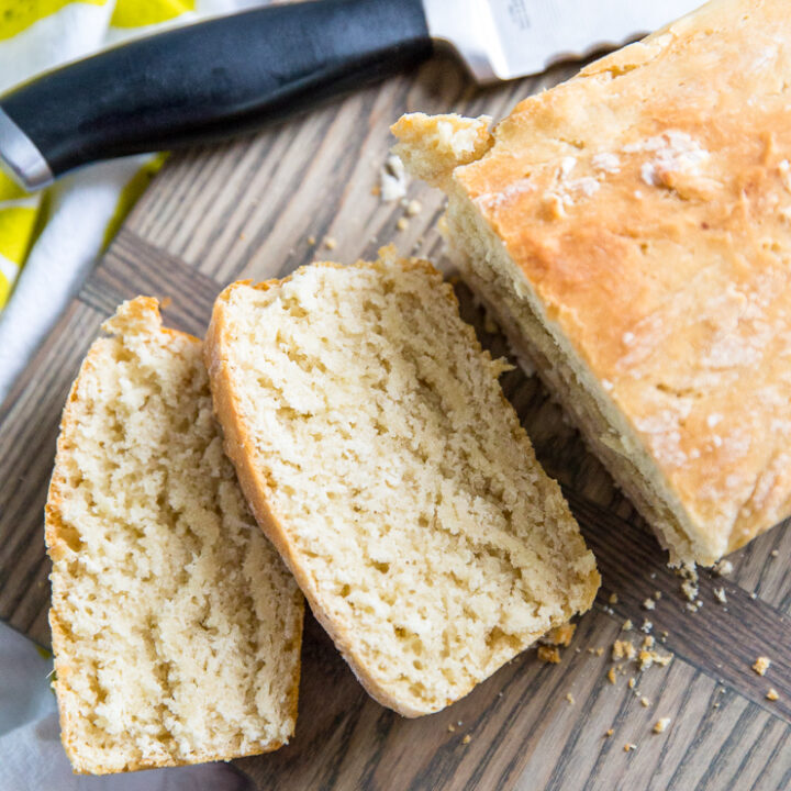 Homemade Bread Recipe with Honey