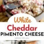 white cheddar pimento cheese photo