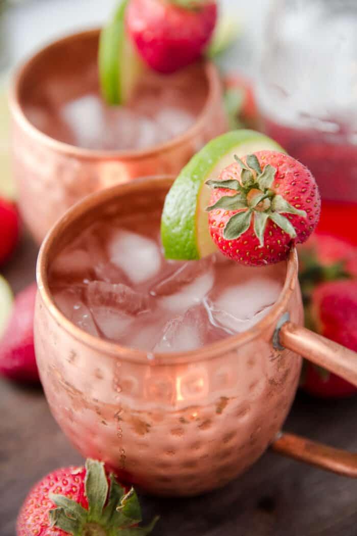 strawberry key lime