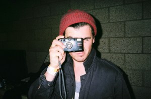 Photographie de Dustin Ortiz, directeur artistique pour GoldCoast