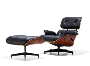Fauteuil No 670 de Charles et Ray Eames (Herman Miller)