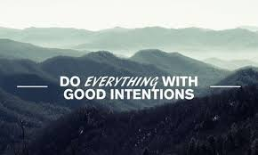 Good Intentions — The Grove Church