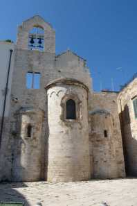 Church of where templar knights were invested before the first Crusades