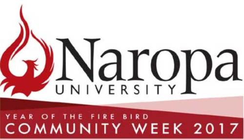 NAROPA UNIVERSITY COMMUNITY PRACTICE DAY OFFERS UGGI