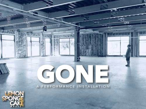 Gone - performance installation
