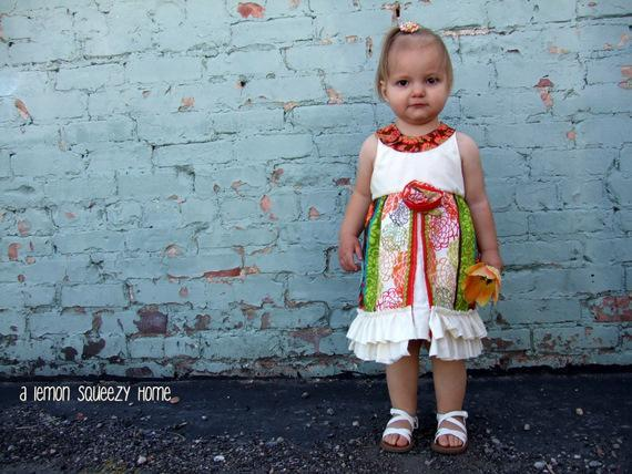 The Sunshine Dress Tutorial