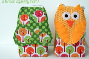 More and More Lunch Sacks Tutorials!!!