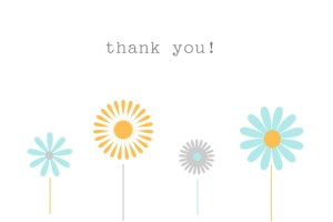 Thank You Card Download