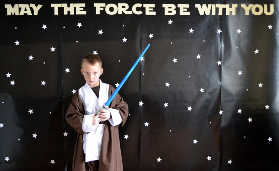 Star Wars Birthday Party: Part One