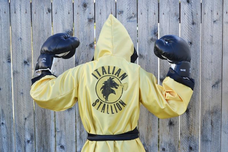 Rocky Balboa Costume
