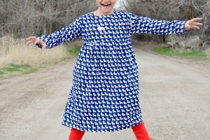 Oliver + S Playtime Dress and Leggings