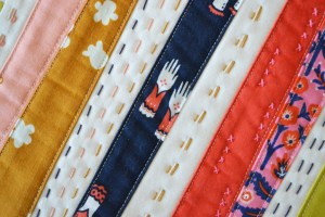 Sew Mojo Quilt #1