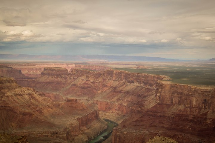 Driving Across the US: The Grand Canyon
