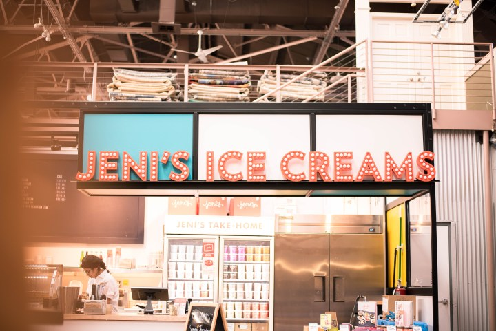 Jenis Ice Cream, Factory at Franklin