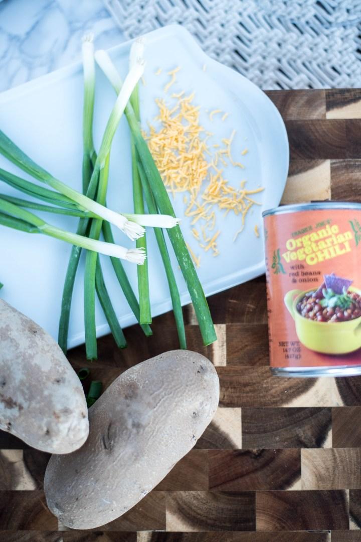 Trader Joe's Chili Baked Potato Recipe