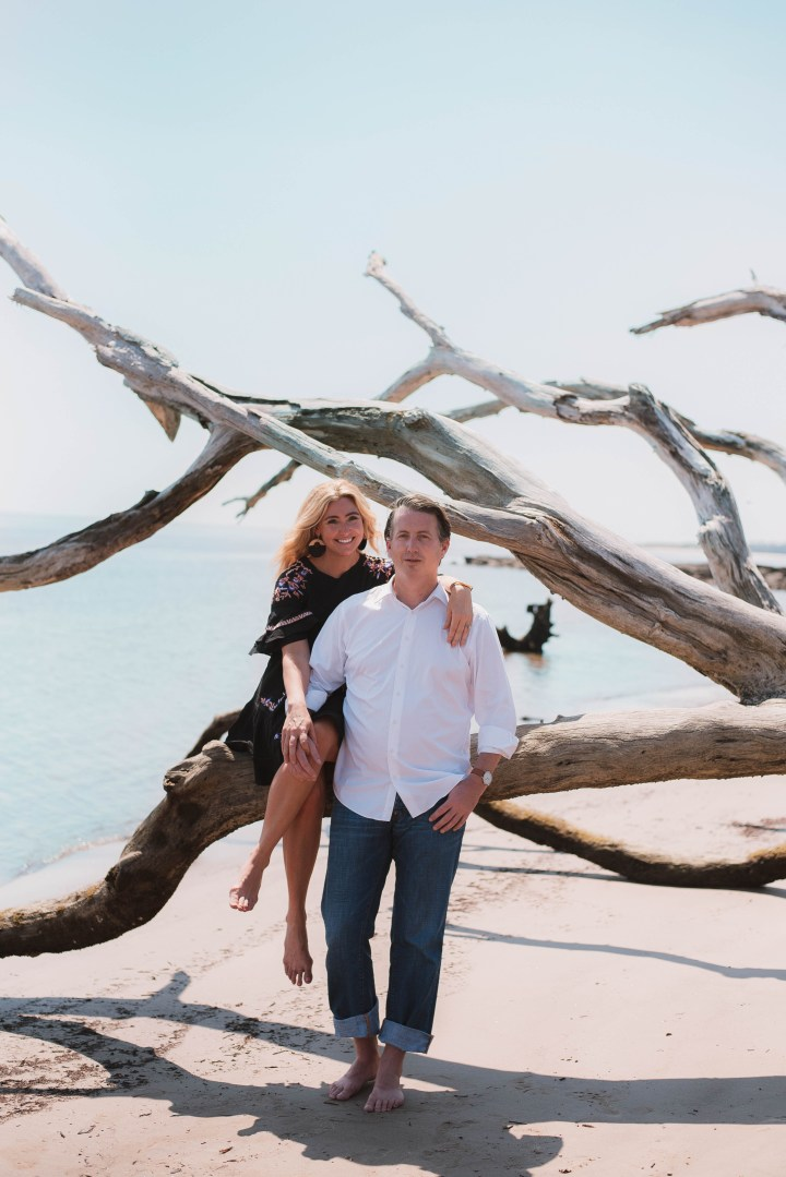 Florida engagement shoot