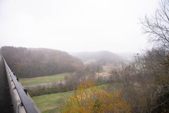 Natchez Trace and Leiper's Fork
