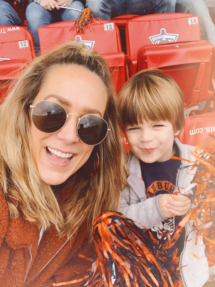 Confessions of a Fearfully Failing Mom