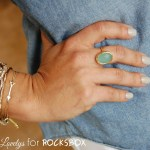 My First 3 Rocksbox Jewelry Pieces
