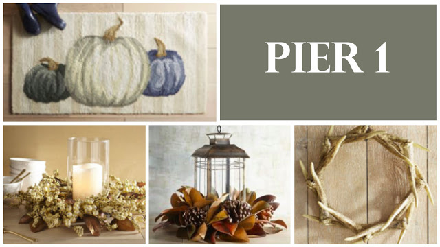 Favorite Fall Decor Picks for 2016. Click photo to see tons more on the blog