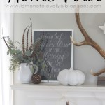 Fall Home Tour Part 1