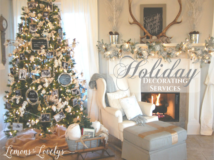 holiday decorating services - Christmas Decorating Services