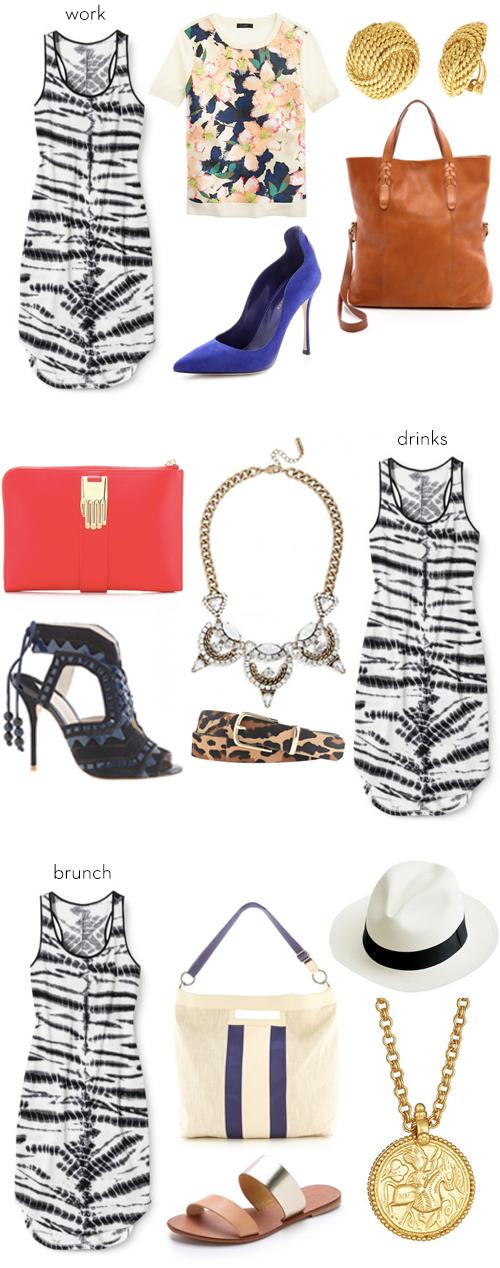 Target Dress 3 Ways