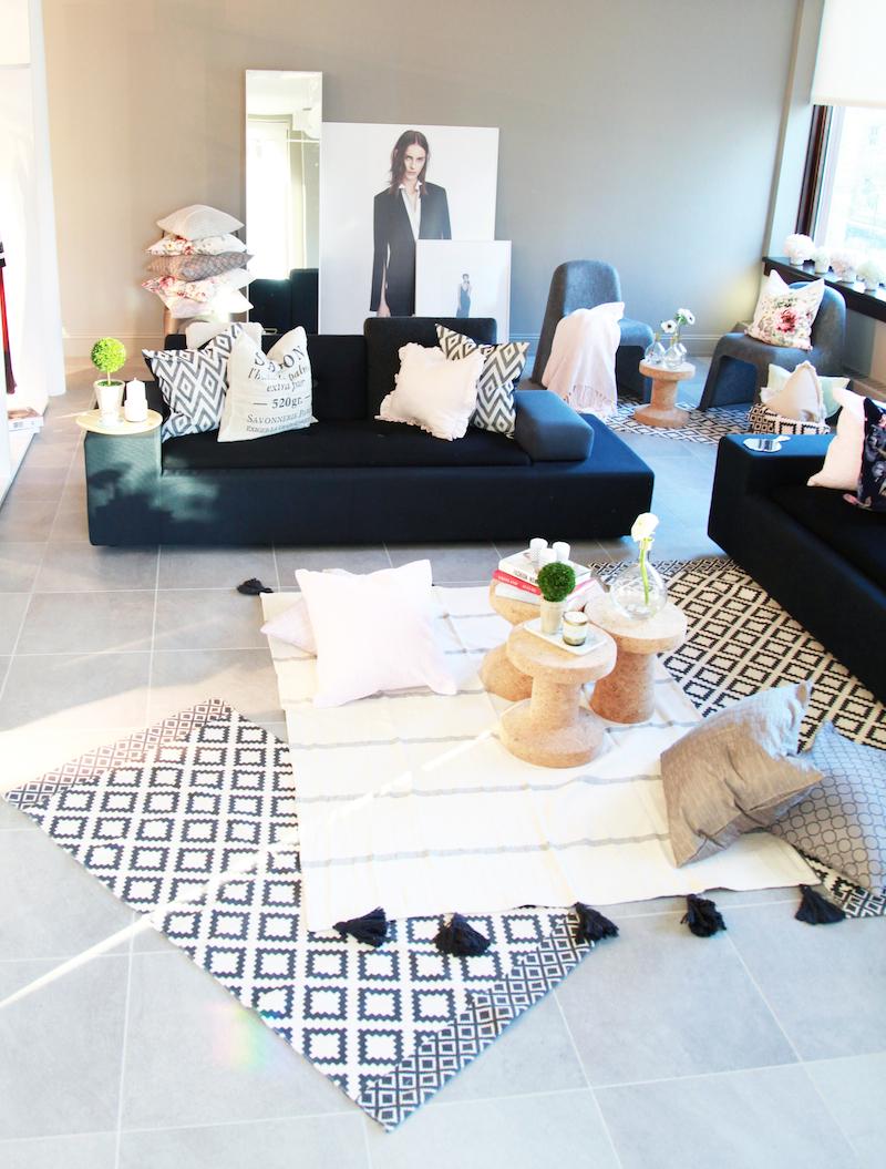 h m home. Black Bedroom Furniture Sets. Home Design Ideas