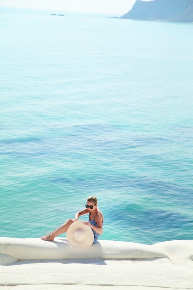 Bathing at Turkish Steps