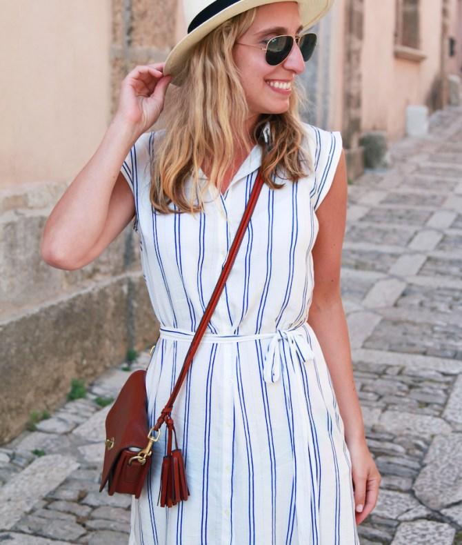 790a80dde908 Striped Shirt Dress. ASOS shirt dress