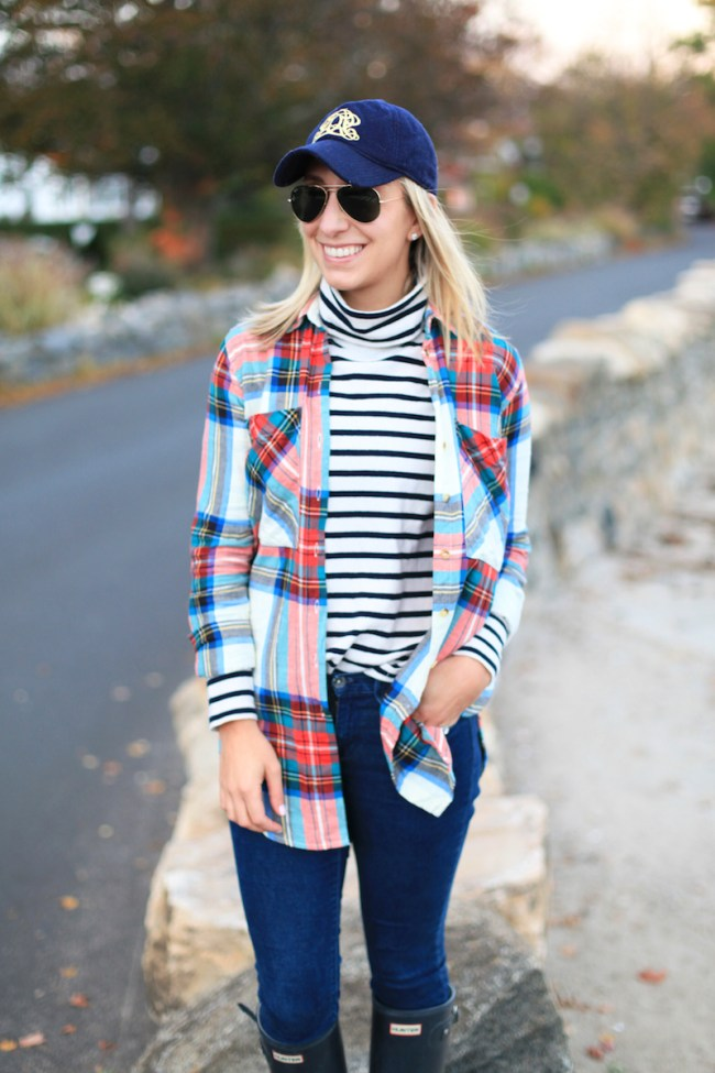 Plaid and Stripes