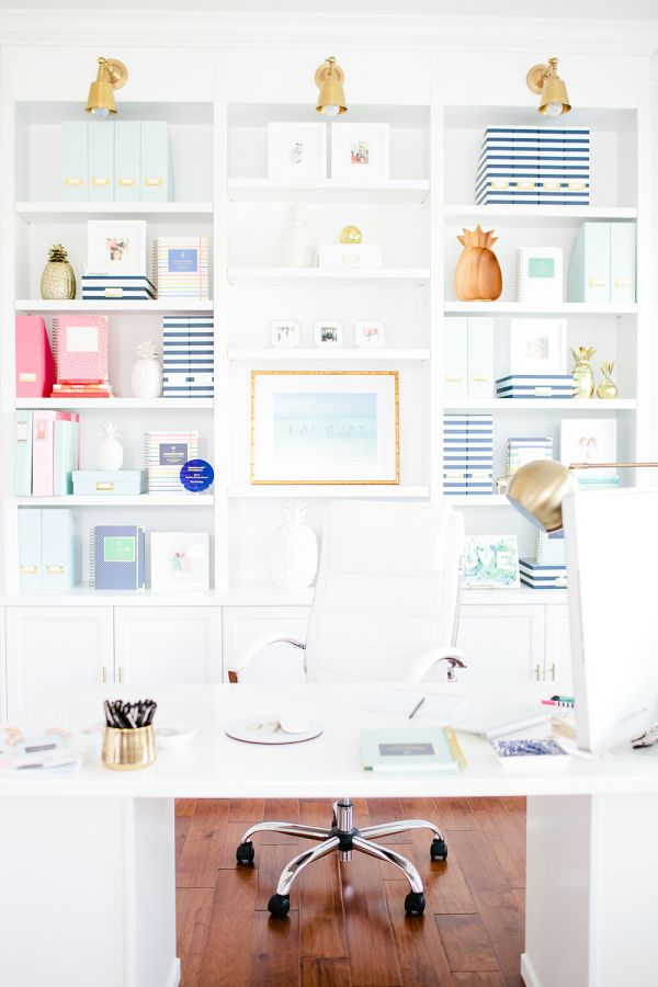 Bright Office Design