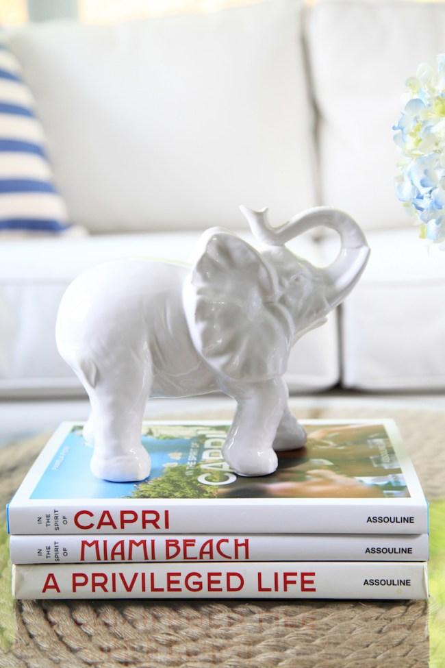 Elephant Sculpture