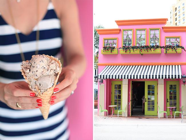 Sloan's Ice Cream Palm Beach