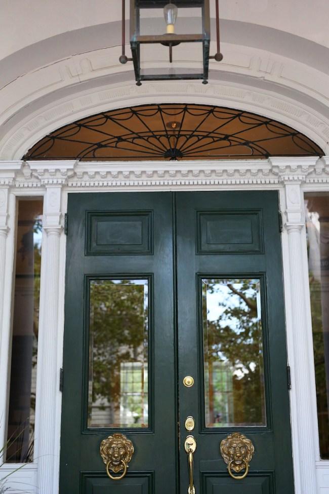 Green Door in Newport