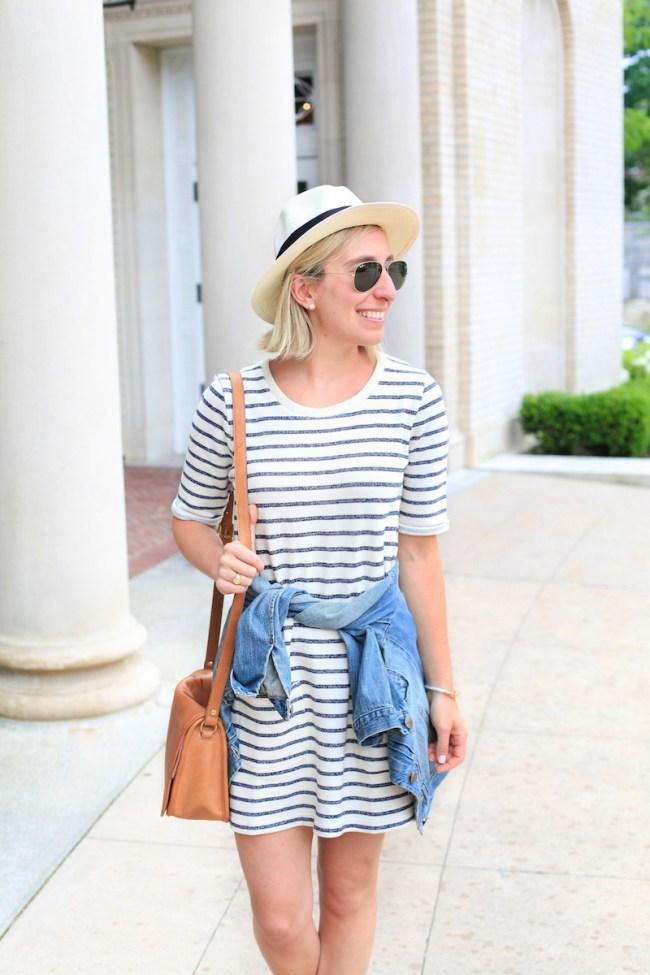 The Best Striped Dress